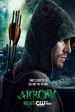 Arrow - Todas as Temporadas Completas Séries Torrent Download onde eu baixo