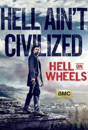 Hell on Wheels - 4ª Temporada Séries Torrent Download onde eu baixo
