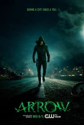 Arrow - 3ª Temporada Séries Torrent Download onde eu baixo
