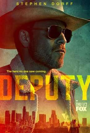 Deputy - 1ª Temporada Legendada Séries Torrent Download onde eu baixo