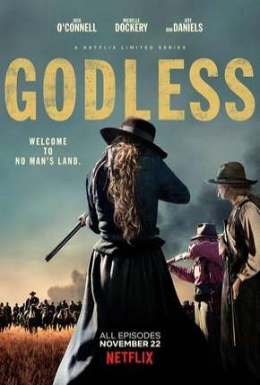 Godless - 1ª Temporada Completa Séries Torrent Download onde eu baixo