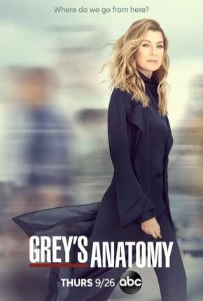 A Anatomia de Grey - Greys Anatomy - 16ª Temporada Séries Torrent Download onde eu baixo