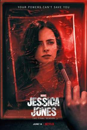 Jessica Jones - 3ª Temporada Completa Netflix Séries Torrent Download onde eu baixo