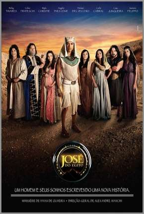 Torrent Série José do Egito - Completa 2013 Nacional 720p HD WEB-DL completo