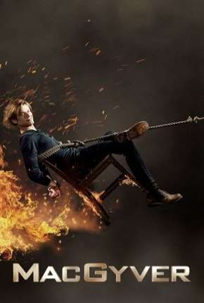 Série MacGyver - 4ª Temporada Legendada 2020 Torrent