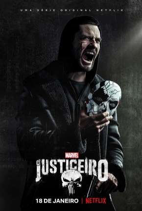 Marvel - O Justiceiro - 2ª Temporada Séries Torrent Download onde eu baixo
