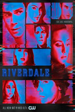 Riverdale - 4ª Temporada Séries Torrent Download onde eu baixo