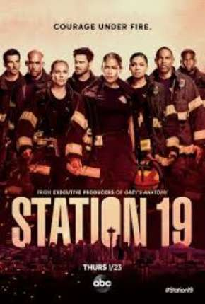 Station 19 - 3ª Temporada Séries Torrent Download onde eu baixo