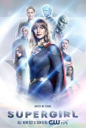 Supergirl - 5ª Temporada Séries Torrent Download onde eu baixo