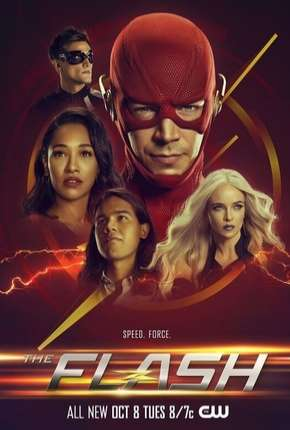 The Flash - 6ª Temporada Completo Séries Torrent Download onde eu baixo