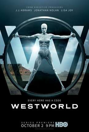 Westworld - 1ª Temporada Completa Séries Torrent Download onde eu baixo