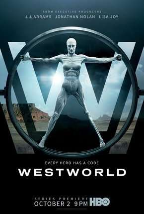 Westworld - 1ª Temporada Completa HD Séries Torrent Download onde eu baixo