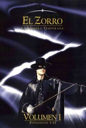 Zorro - 1ª Temporada Séries Torrent Download onde eu baixo