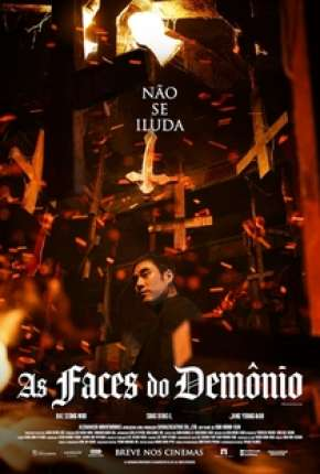 Filme As Faces do Demônio 2021 Torrent