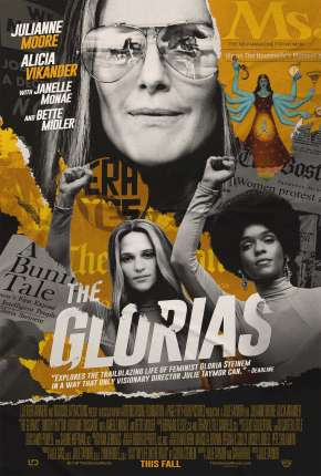 Filme As Vidas de Gloria - Legendado 2021 Torrent