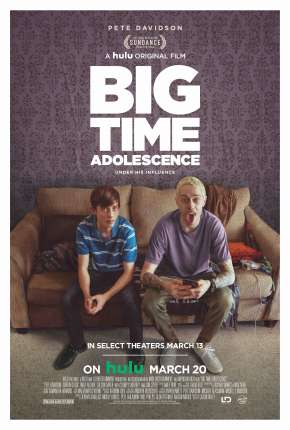Torrent Filme Big Time Adolescence 2020 Dublado 1080p 720p Full HD HD WEB-DL completo