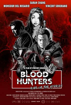 Blood Hunters - Rise of the Hybrids - Legendado Filmes Torrent Download onde eu baixo