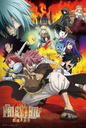 Fairy Tail - Houou no Miko - Legendado Filmes Torrent Download onde eu baixo