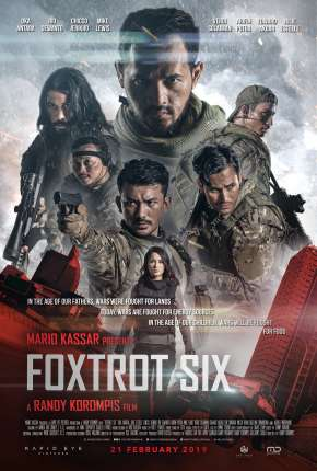 Foxtrot Six - Legendado Filmes Torrent Download onde eu baixo