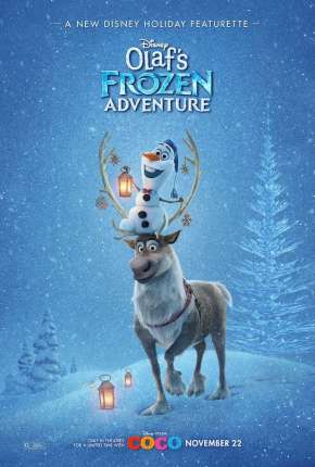 Frozen - A Aventura Congelante de Olaf Filmes Torrent Download onde eu baixo