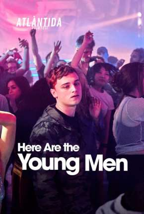 Torrent Filme Here Are the Young Men - Legendado 2021  1080p Full HD WEB-DL completo
