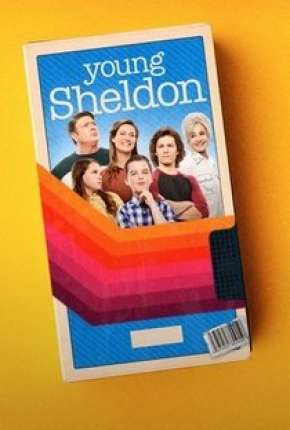 Jovem Sheldon - 4ª Temporada Séries Torrent Download onde eu baixo