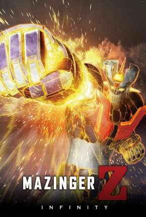 Mazinger Z Infinity Filmes Torrent Download onde eu baixo