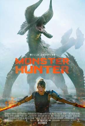 Filme Monster Hunter - R5 2021 Torrent