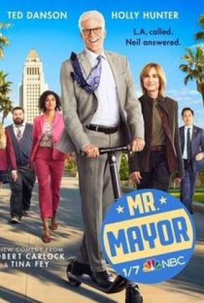 Mr. Mayor - 1ª Temporada Legendada Séries Torrent Download onde eu baixo
