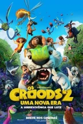 Filme Os Croods 2 - Uma Nova Era - Legendado 2021 Torrent