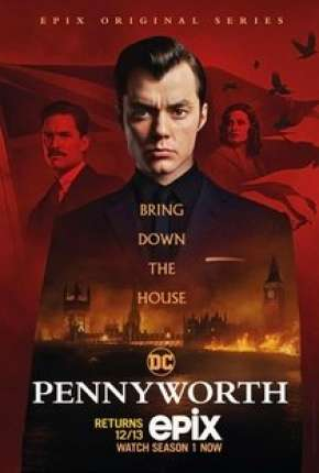 Série Pennyworth - 2ª Temporada 2021 Torrent