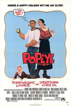 Popeye Filmes Torrent Download onde eu baixo