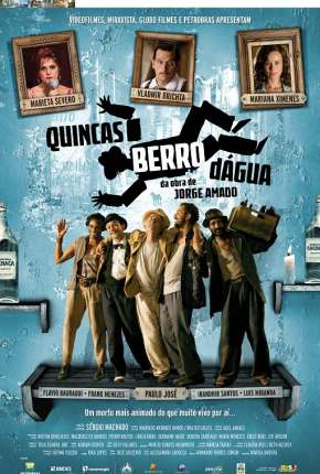 Quincas Berro DÁgua Filmes Torrent Download onde eu baixo