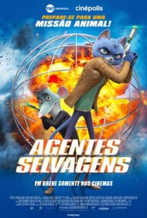 Filme Spycies - Agentes Selvagens 2020 Torrent